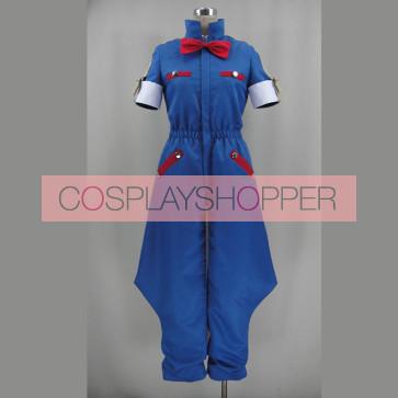 Concrete Revolutio: Choujin Gensou Fuurouta Cosplay Costume