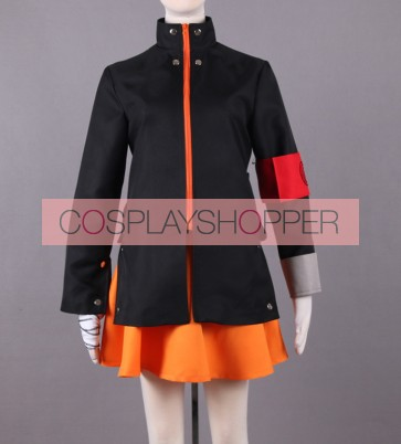 The Last: Naruto the Movie - Naruto Uzumaki Female Cosplay Costume