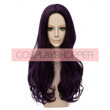60cm X-Men: Apocalypse Elizabeth Braddock Psylocke Cosplay Wig