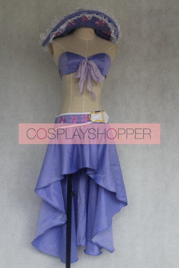 One Piece Nico Robin 15 Anniversary Cosplay Costume