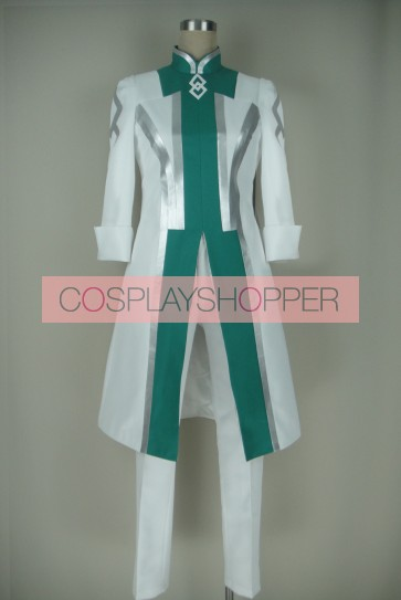 Fate/Grand Order Romani Archaman Cosplay Costume