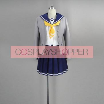 Battle Girl High School Kanon Kougami Cosplay Costume