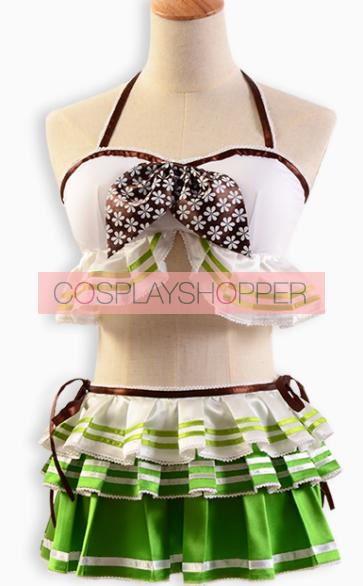 Love Live! Hanayo KoizumiSwimwear Cosplay Costume