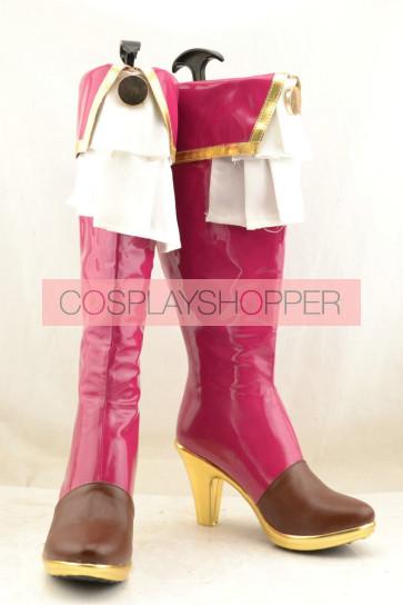 Love Live! Nozomi Tojo Cosplay Boots