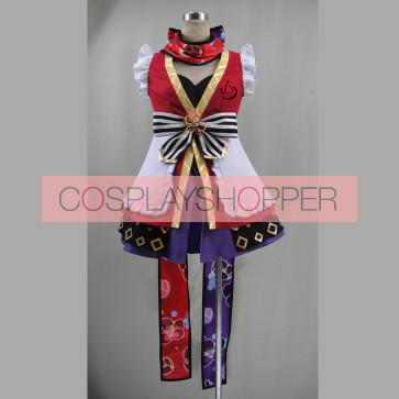Love Live! Kotori Minami Kunoichi Ver. Cosplay Costume