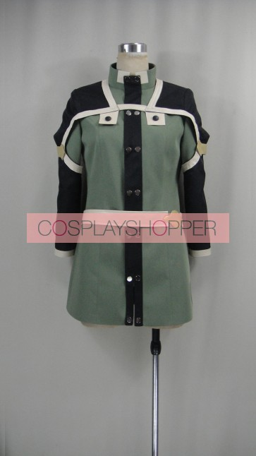Sword Art Online Shino Cosplay Costume