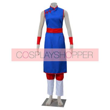 Dragon Ball Z Chichi Cosplay Costume - Version 3
