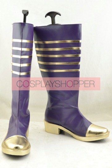 Vocaloid Miku Magician Cosplay Boots