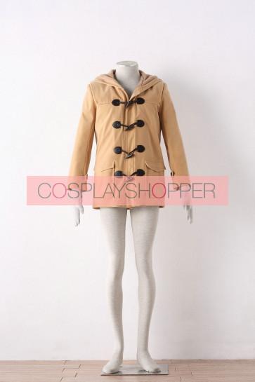 Parasyte Shinichi Izumi Coat Cosplay Costume
