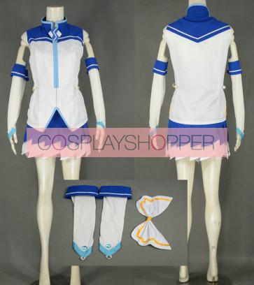 Hyperdimension Neptunia vs Sega Hard Girls Hatsumi Sega Cosplay Costume