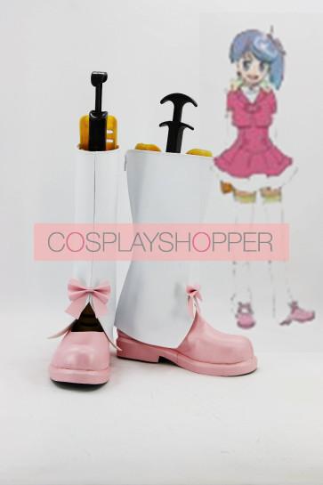 AKB0048 Makoto Yokomizo Cosplay Boots