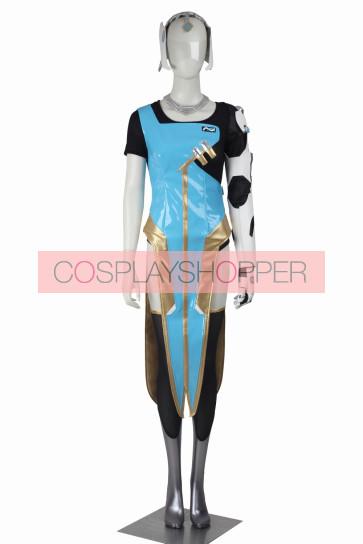 Overwatch Symmetra Cosplay Costume