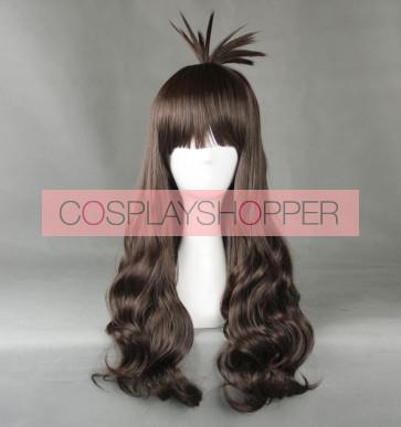 Brown To Love-Ru Mikan Yuuki Cosplay Wig