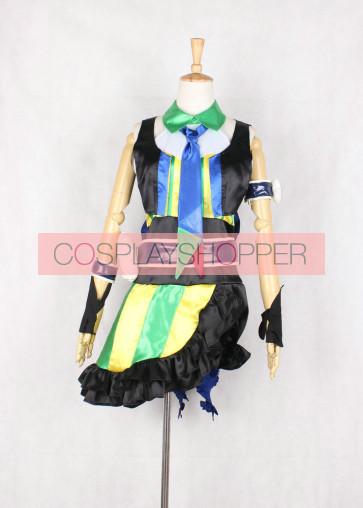 Macross Delta Kaname Buccaneer Cosplay Costume
