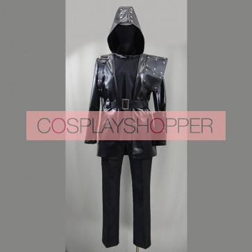 Arrow Malcolm Merlyn League Uniform Cosplay Costume