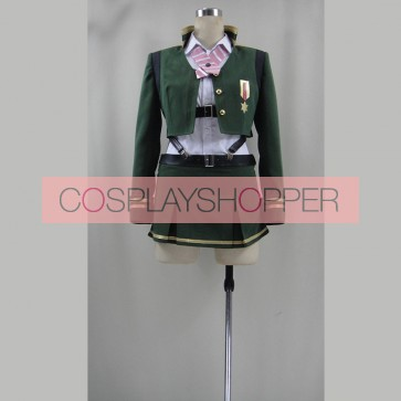 Anti-Magic Academy: The 35th Test Platoon (Tai-Mado Gakuen 35 Shiken Shotai) Oka Otori Cosplay Costume