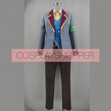 Shiro Neko Project Uniform Cosplay Costume