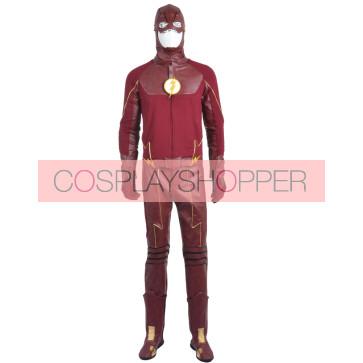 The Flash Season 2 Cosplay Costume
