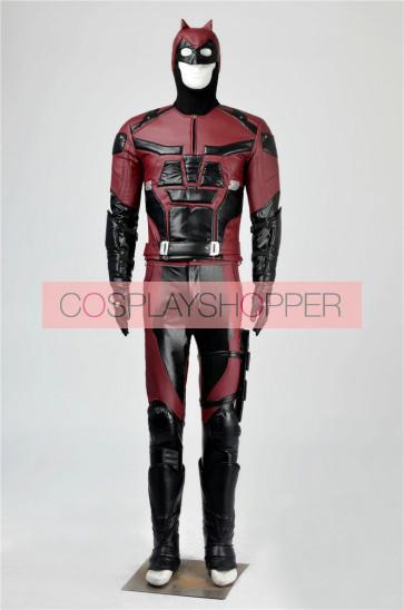 New Deluxe Daredevil Matt Murdock Cosplay Costume