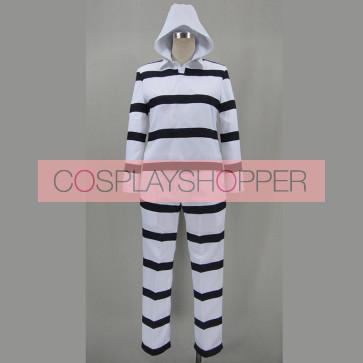 Prison School Joji Nezu Cosplay Costume