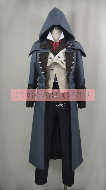 Assassin's Creed: Unity Arno Victor Dorian Cosplay Costume
