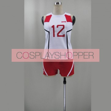 Love Live! R Nozomi Tojo Volleybal Cosplay Costume