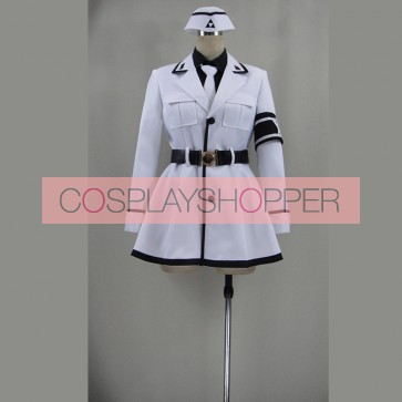 Aoharu x Machinegun Ichi Akabane Cosplay Costume