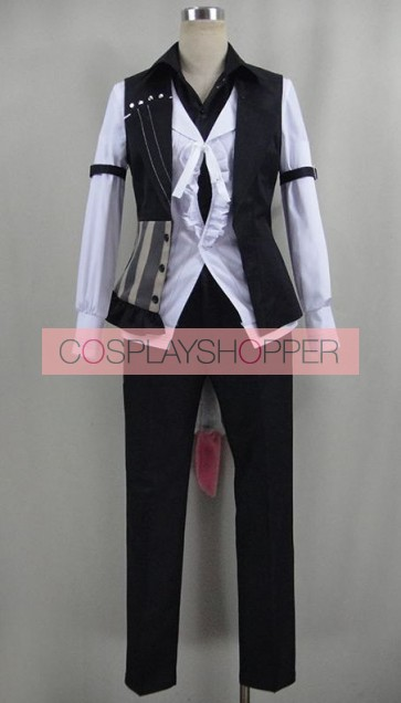 Diabolik Lovers Shin Tsukinami Cosplay Costume