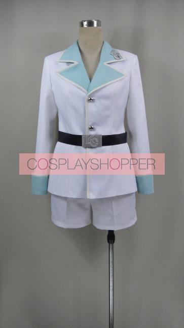 Yu-Gi-Oh! Mokuba Kaiba Cosplay Costume