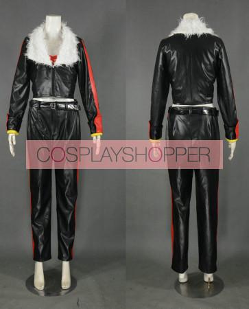 Sonic The Hedgehog Shadow Cosplay Costume