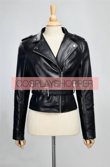 Terminator Genisys Sarah Connor Emilia Clarke Cosplay Costume