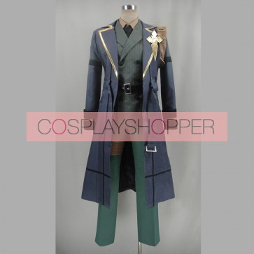 Code:Realize ~Sousei no Himegimi~ Abraham Van Helsing Cosplay Costume