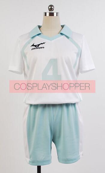 Haikyuu!! Hajime Iwaizumi Aoba Jousai High School Sports Uniform Cosplay Costume