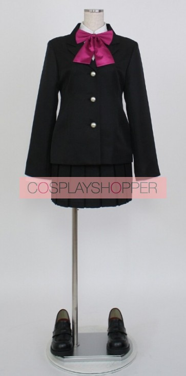 Silver Spoon Aki Mikage Cosplay Costume