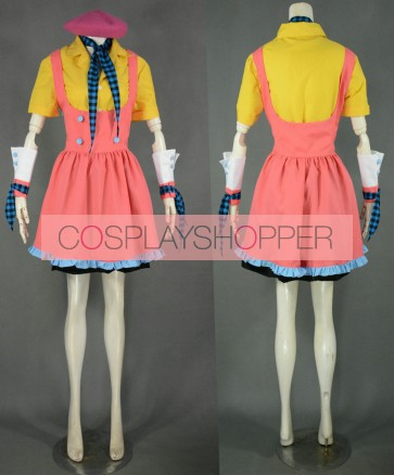 Vocaloid 3 Xin Hua Cosplay Costume