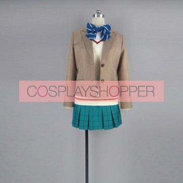 Anonymous Noise Nino Arisugawa Cosplay Costume
