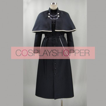 K Project: Return of Kings Iwafune Tenkei Cosplay Costume