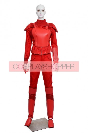 The Hunger Games: Mockingjay - Part 2 Katniss Everdeen Cosplay Costume