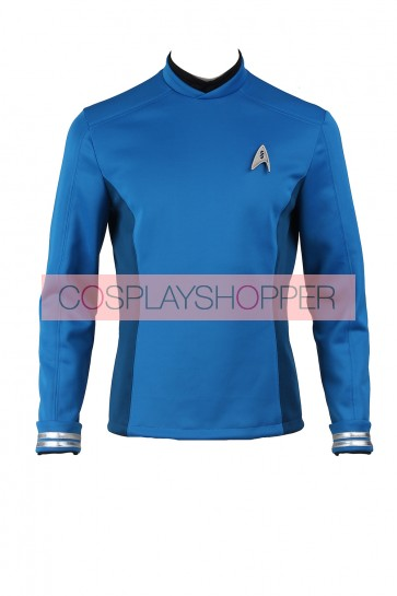 Star Trek Beyond Dr. Leonard McCoy Cosplay Costume