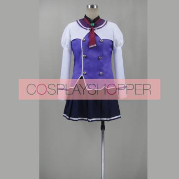 Sky Wizards Academy Misora Whitale Cosplay Costume