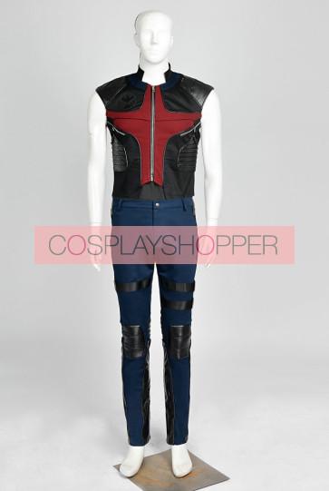 Avengers: Age of Ultron Hawkeye Clint Barton Eagle Eye Cosplay Costume