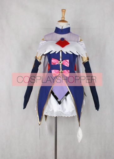 Maho Girls PreCure! Riko Izayoi Cure Magical Cosplay Costume