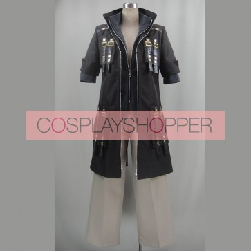 God Eater Burst Lindow Amamiya Cosplay Costume