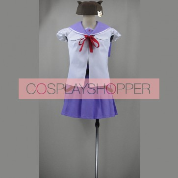 School-Live! Yuki Takeya Cosplay Costume