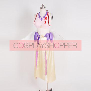 No Game No Life Jibril Cosplay Costume