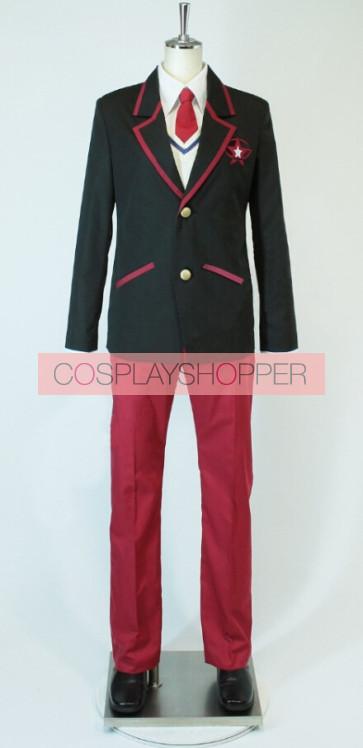 Mawaru Penguindrum Shoma Takakura Cosplay Costume