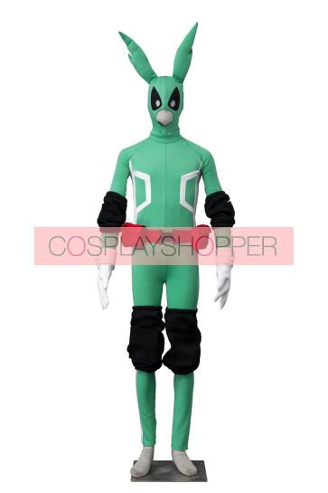 Boku no Hero Academia (My Hero Academia) Midoriya Izuku Deku Battle Suit Cosplay Costume