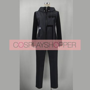 Tokyo Ghoul Ken Kaneki Black Suit Cosplay Costume