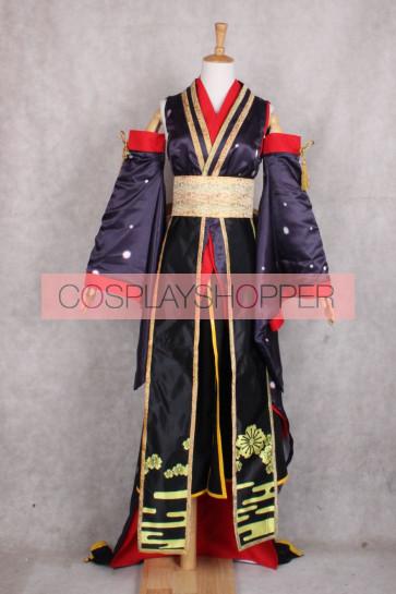 Touken Ranbu Jiroutachi Cosplay Costume