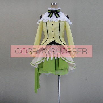Love Live! KiRa Sensation! Rin Hoshizora Cosplay Costume